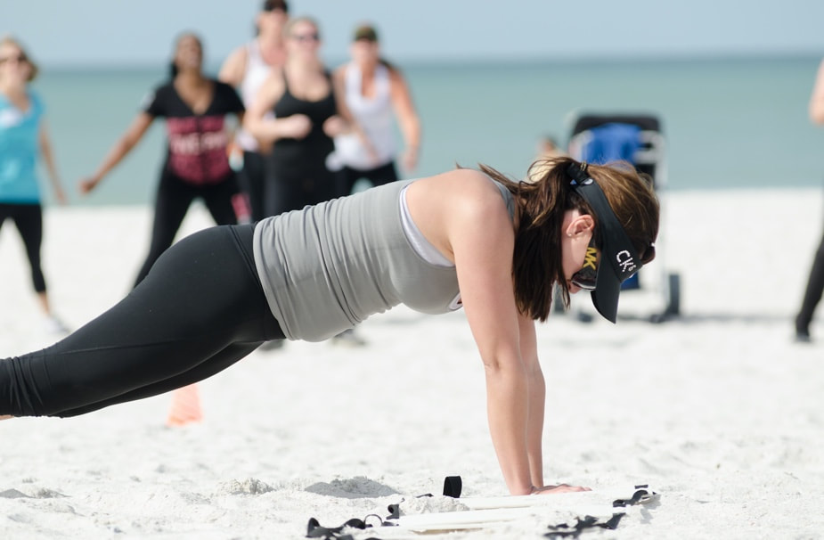 Beach Boot Camp, Bikini Ready, Fitness and Yoga Retreat Florida, St. Pete Beach, Things to do in Tampa